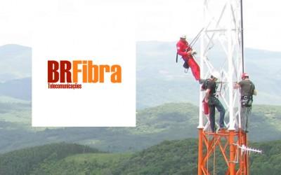 BrFibra no Data Center da ALTA Telecom