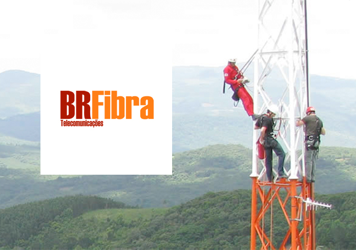 BrFibra no Data Center da ALTA Telecom