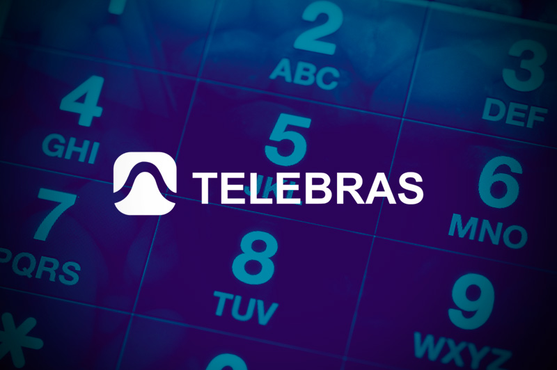 Telebras no Data Center da ALTA Telecom – Teleporto/Rio